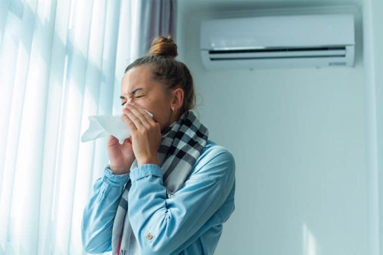 Malesseri da aria condizionata