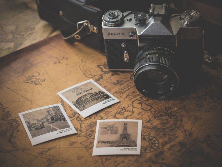 Polaroid di viaggi