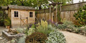 Casetta da giardino prefabbricata